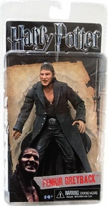 NECA Harry Potter Deathly Hallows Series 1 Action Figure Fenrir Greyback