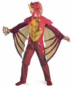 Disguise Costume Bakugan Battle Brawlers #11540 Dragonoid [Child] Size 10-12 ONLY!
