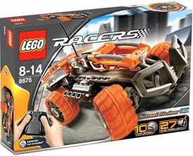LEGO Racers Set #8676 Sunset Cruiser