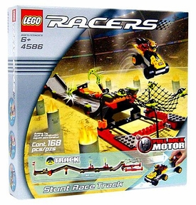 LEGO Racers Set #4586 Stunt Race Track