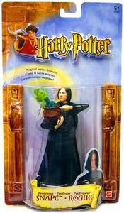 Harry Potter Magical Action Feature Figure Professor Snape
