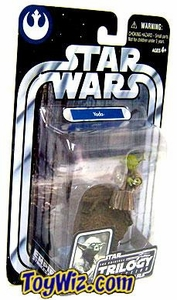 Star Wars Original Trilogy Collection #02 Dagobah Yoda  Action Figure