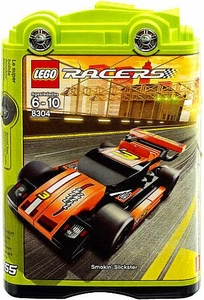 LEGO Racers Set #8304 Smokin' Slickster
