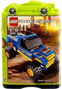 LEGO Racers Set #8303 Demon Destroyer