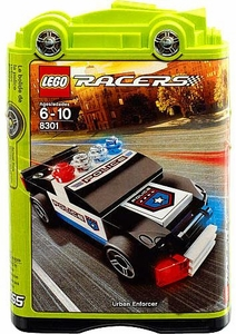 LEGO Racers Set #8301 Urban Enforcer