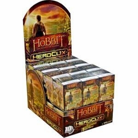 Hobbit HeroClix Gravity Feed Box [24 Packs]
