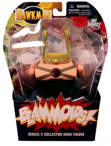 Blammoids Series 4 Mini Figure Hawkman