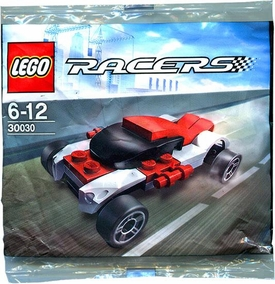 LEGO Racers Tiny Turbos Set #30030 Rally Raider [Bagged]