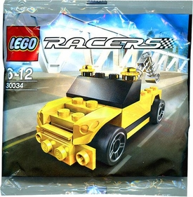 LEGO Racers Tiny Turbos Set #30034 Tow Truck [Bagged]