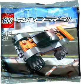 LEGO Racers Tiny Turbos Mini Figure Set #30035 Off Road Racer 2 [Bagged]