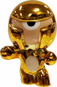 Crazy Bones Gogo's Gold Series Limited Edition 2 Tin LOOSE Single Figure Gold Helly