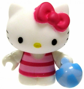 Hello Kitty Mega Bloks LOOSE Series 2 Mini Figure  Beach Fun Kitty