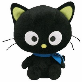 Ty Hello Kitty Beanie Baby Chococat
