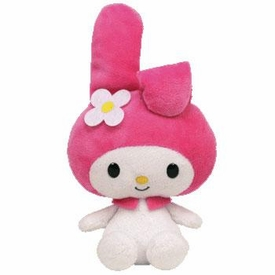 Ty Hello Kitty Beanie Baby My Melody