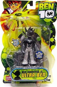 Ben 10 Alien 4 Inch Series 2 Action Figure Special Ultra Ben Tennyson