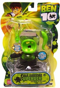Ben 10 Alien 4 Inch Series 2 Action Figure Upchuck [Battle Version]