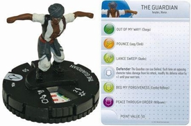 Heroclix Assassin's Creed Revelations Single Figure & Card #004 The Guardian