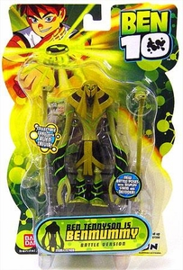 Ben 10 Alien 4 Inch Series 2 Action Figure BenMummy [Battle Version]