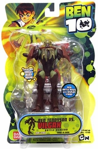 Ben 10 Alien 4 Inch Series 2 Action Figure Vilgax [Battle Version]