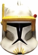 Star Wars The Clone Wars Rubies Costume #4531 Clone Trooper Commander Cody 1/2 Helmet
