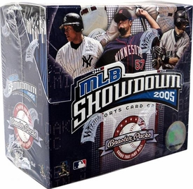 2005 MLB Showdown Booster Pack [11 Cards]