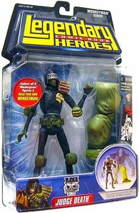 Legendary Heroes Marvel Toys Series 2 Action Figure Judge Death