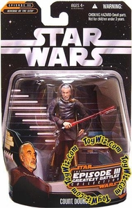 Star Wars 2006 Greatest Hits Action Figure Wave 2 Count Dooku [4 of 14]