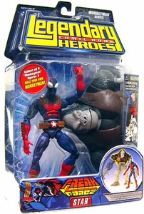 Legendary Heroes Marvel Toys Series 2 Action Figure Star