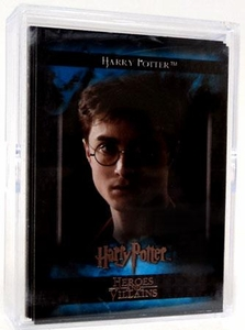 Artbox Harry Potter Trading Cards Heroes & Villains Complete Basic Set [1-54]