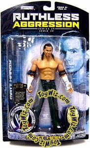 WWE Wrestling Ruthless Aggression Series 29 Action Figure Matt Hardy