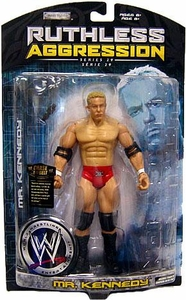 WWE Wrestling Ruthless Aggression Series 29 Action Figure Mr. Kennedy