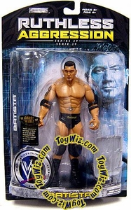 WWE Wrestling Ruthless Aggression Series 29 Action Figure Batista