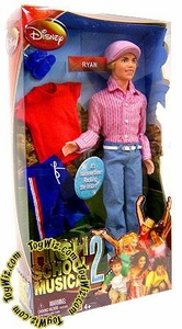 High School Musical 2 Fashion Doll Figure Ryan