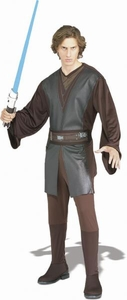 Star Wars [STANDARD] Adults Costume Anakin Skywalker #16818 Lightsaber Not Included!