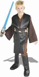 Star Wars Costume # 882017 Deluxe Anakin Skywalker (Child Small Size)