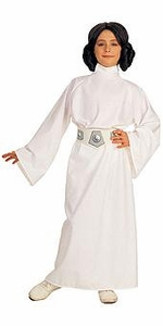 Star Wars Child [LARGE] Costume Princess Leia #18993