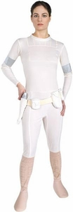 Star Wars [STANDARD] Adults Costume Padme Amidala Jump Suit & Utility Belt #16330