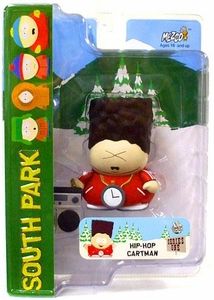 Mezco Toyz South Park Series 1 Action Figure Hip Hop Cartman [Eyes Closed Variant