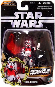 Star Wars 2006 Greatest Hits Action Figure Wave 3 Shock Trooper [11 of 14]