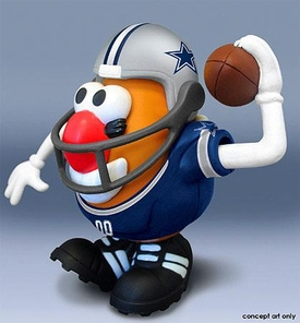 NFL Sports Spuds Dallas Cowboys Mr. Potato Head