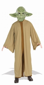 Star Wars [Standard] Adults Costume Yoda #16804 Lightsaber & Gloves Not Included!