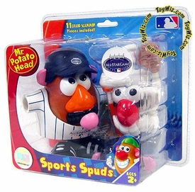 Mr. Potato Head Sports Spuds MLB All-Star Game N.Y.C 2008 BLOWOUT SALE!