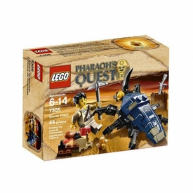 LEGO Pharaoh's Quest Set #7305 Scarab Attack