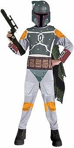 Star Wars Rubies Costume #883036 Boba Fett (Child Size Medium)