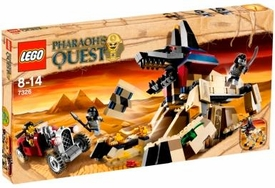 LEGO Pharaoh's Quest Set #7326 Rise of the Sphinx