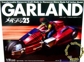 Megazone Japanese Yamato 23: 1/15 Scale Garland Transformable Bike