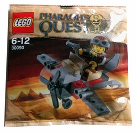 LEGO Pharaoh's Quest Set #30090 Desert Glider [Bagged]