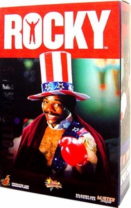 Rocky Hot Toys Deluxe 12 Inch Action Figure Apollo Creed