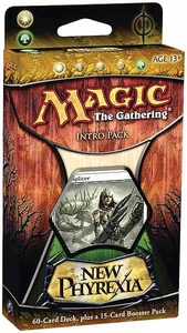 Magic the Gathering New Phyrexia Intro Pack Theme Deck Artful Destruction