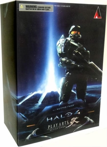 Halo 4 Square Enix Play Arts Kai Series 1 Action Figure Master Chief
